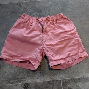 "Chubbies pink shorts ""The Derbys"""